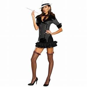 Halloween Kostüm Auf Rechnung : gangster braut kost m f r damen ~ Themetempest.com Abrechnung