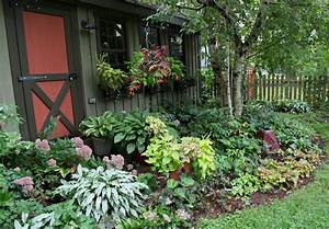 Landscape Design Ideas For Shade With Small Front Yard