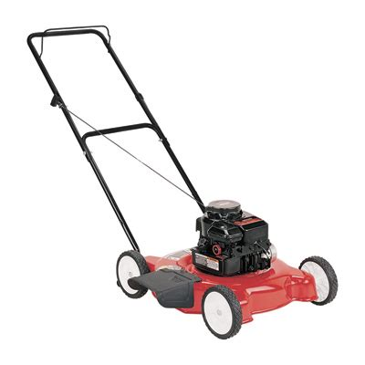 briggs stratton 450 series 148cc northern tool quot yard machines push mower 148cc briggs stratton 450 series engine 20in