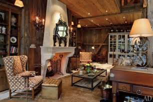 mountain home interiors mountain home rustic decor wood cabin