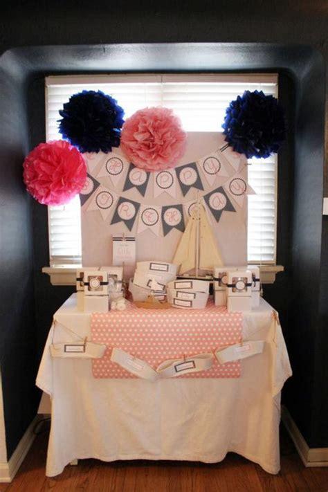 kara 39 s party ideas glamorous girl 1st birthday kara 39 s party ideas sailor girl nautical birthday party