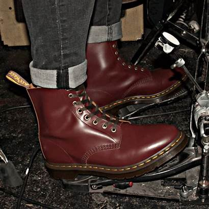 Gifs Drum Oxblood Bass Pascal Boots Animated