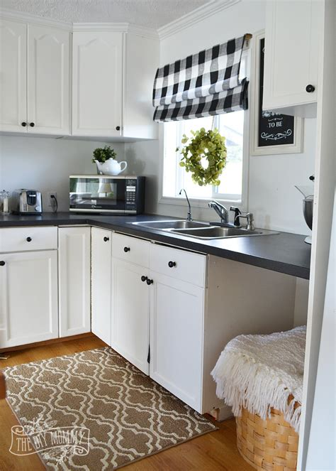 guest cottage kitchen budget friendly country
