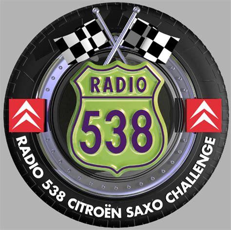 The Final Radio 538 Saxo Challenge Logo