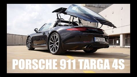 Porsche will only build 992 examples, though no pricing was announced at. (ENG) Porsche 911 (991) Targa 4S - Test Drive and Review - YouTube