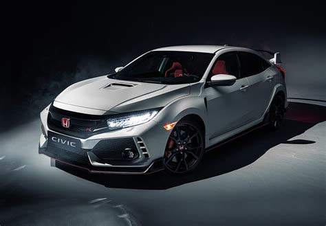 The Honda Civic Type R