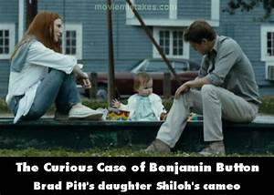 The Curious Case of Benjamin Button (2008) movie mistakes ...