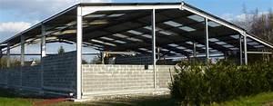 Hangar Metallique En Kit D Occasion : batiment industriel en kit ~ Nature-et-papiers.com Idées de Décoration