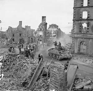 Paris Normandie Flers : photos de flers pendant la bataille de normandie dans le d partement de l 39 orne ~ Gottalentnigeria.com Avis de Voitures