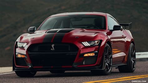 2020 Ford Mustang Shelby Gt500 Wallpaper by 2020 Ford Mustang Shelby Gt500 Front Hd Wallpaper 29