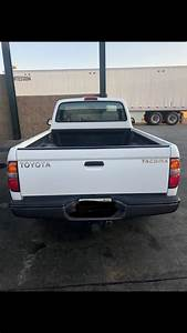 2004 Toyota Tacoma 5 Speed Manual For Sale In Norco  Ca