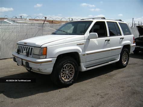 1995 jeep grand cherokee 1995 jeep grand cherokee