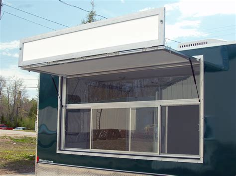 concession awning doors proline products llc