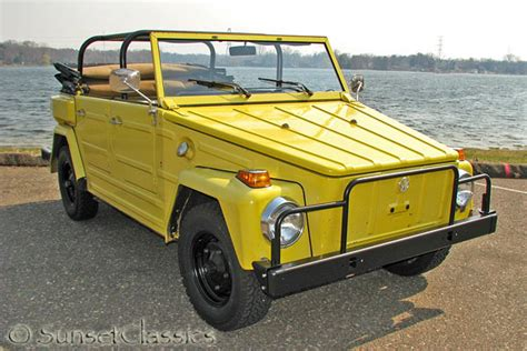 1974 volkswagen thing type 181 1974 volkswagen thing for sale