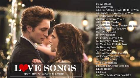 Best Love Songs 70's 80's 90's Playlist