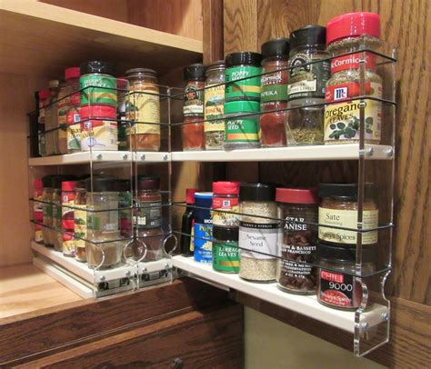 Cabinet Pull Out Spice Rack by Hackers Help Suggestions For A Pull Out Spice Rack Ikea