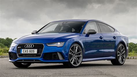 Audi RS7 Sportback Performance (2016) review | CAR Magazine