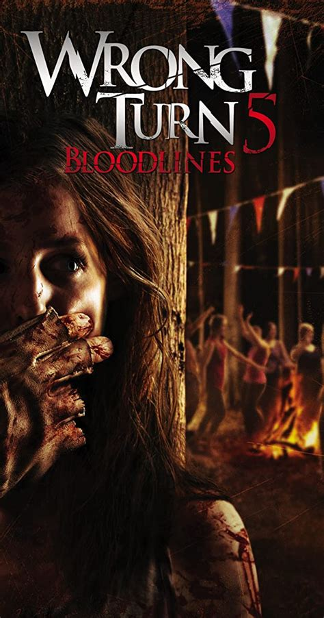 wrong turn  bloodlines video