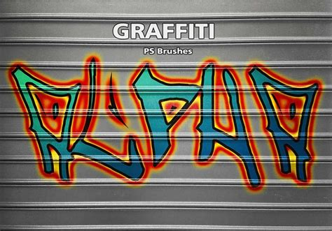 26 graffiti alpha set ps brushes abr vol 18 free photoshop brushes at brusheezy