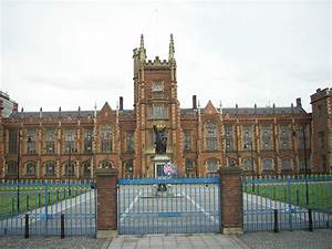 Queen's University Belfast Guide - Oxygen.ie