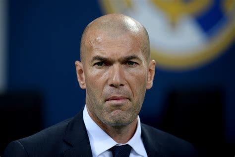 champions league draw zinedine zidane explains  real