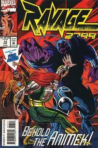 Marvel Comics Ravage 2099