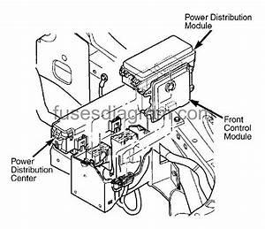 2004 Chevy Duramax Fuel Pump Relay Location