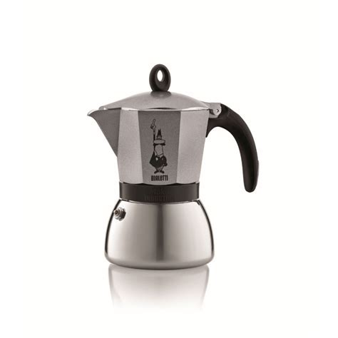 Bialetti is the world's largest manufacturer of domestic coffee makers. Bialetti 3 Cup Moka Induction Stove Top Stovetop Espresso Coffee Maker | eBay