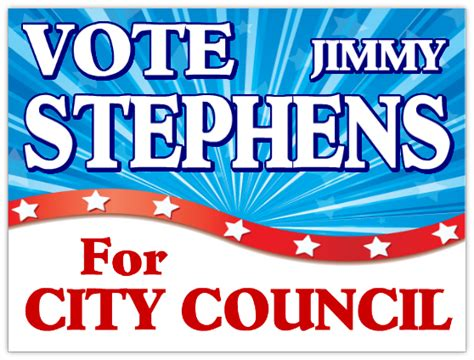 caign sign template political caign templates 28 images political and election yard signs templates a g e