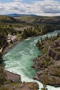 Flathead Lake Montana Dam