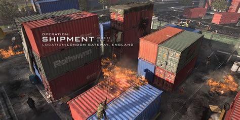 shipment map  modern warfare releases  terrible