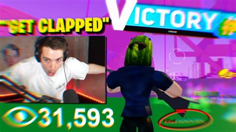 vd lazarbeam  gave     win