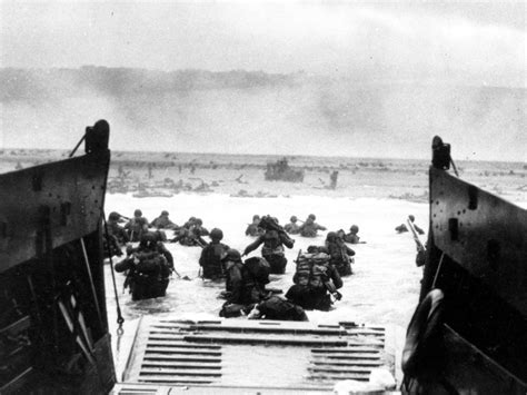 normandy d day when the allies turned the tide pictures cbs news