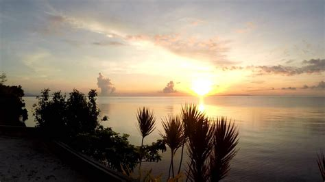 cebu sunrise time lapse gopro hd youtube