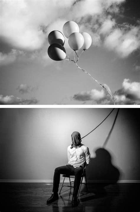 photographer documents   depression   series