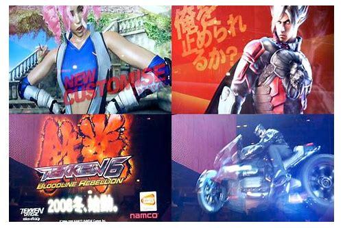 Tekken 6: bloodline rebellion дата выхода, системные требования.