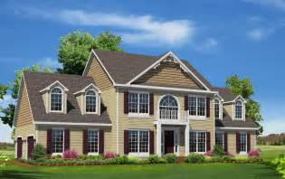 2 story house westmoreland two story style modular homes