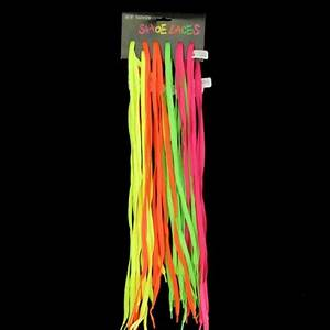 Neon Shoelaces 12 pack