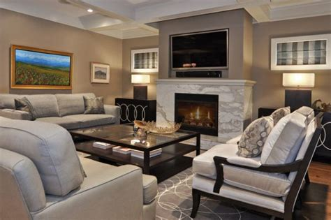 Living Room With Fireplace Layout by 125 Living Room Design Ideas Focusing On Styles And