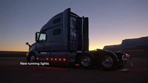 the volvo commercial volvo trucks the new vnl exterior walkaround commercial