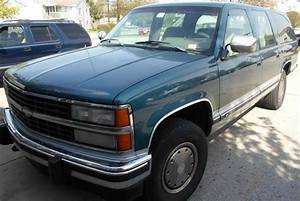Buy Used 1993 93 Chevrolet 1500 Suburban 1500 4x4 4wd Tow