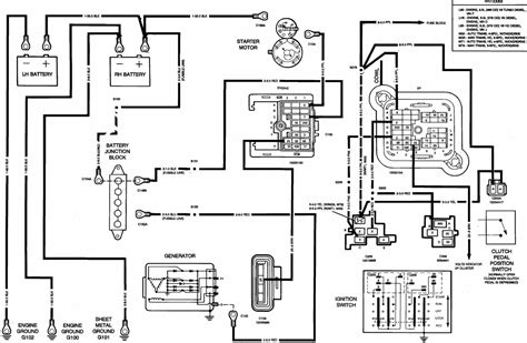 93 Wiring Diagram by 93 Gmc 6 5 Td I Need Alternator Wiring Diagram Also The