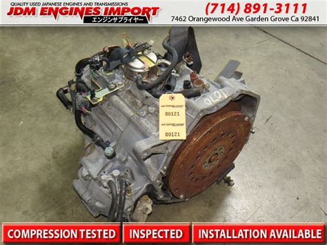 jdm acura tl type  automatic transmission