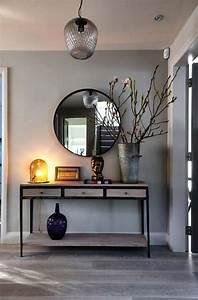 quel miroir d39 entree choisir pour son interieur jolies With petit meuble d entree design 3 console design avec miroir meuble dentree moderne meuble
