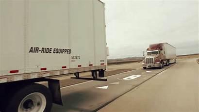 Trucks Semi Platooning Trucking Driving Musk Themselves