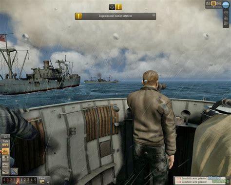 silent hunter  battle   atlantic   pc games