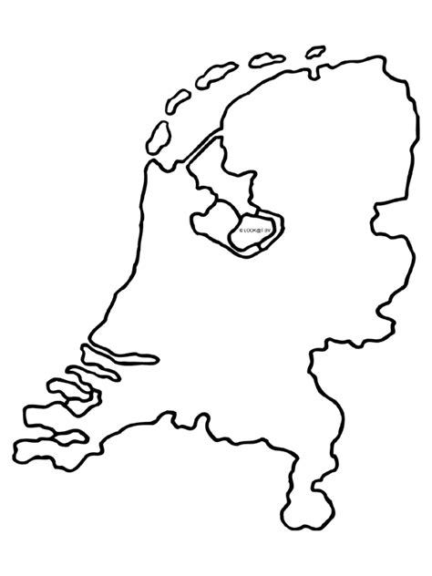 Europa Kleurplaat by Kleurplaten Kaart Europa
