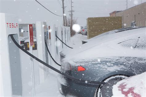 electric cars suck  cold weather extremetech