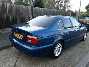 Bmw 520i E39 : bmw 5 series 520i 2 2 e39 blue semi auto 2002 in uxbridge london gumtree ~ Medecine-chirurgie-esthetiques.com Avis de Voitures