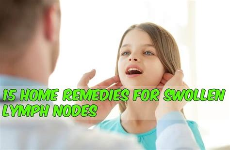 15 Home Remedies For Swollen Lymph Nodes  Home Remedies